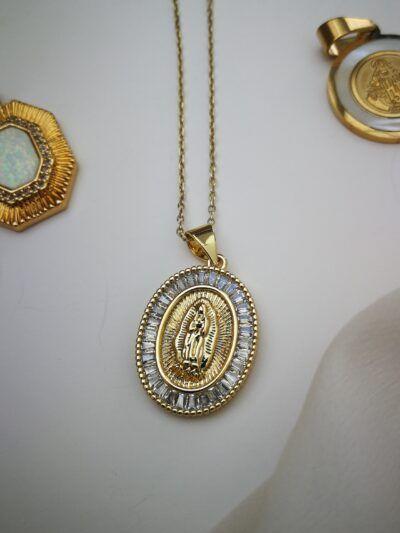 Medalla Virgen de Covadonga