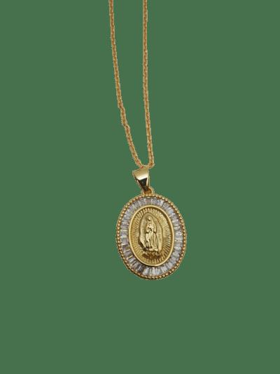 Colgante Virgen de Covadonga